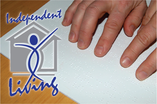 braille w logo